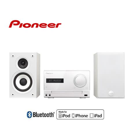 PIONEER 先鋒 X-CM32BT CD+藍牙床頭音響 原廠公司貨