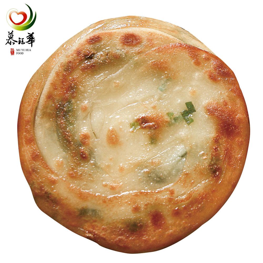 慕鈺華 黃金三星蔥油餅5片/包