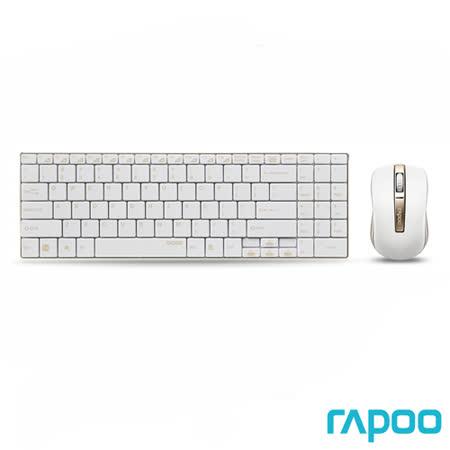 【夜殺】Rapoo 雷柏9160 無線鍵盤滑鼠組