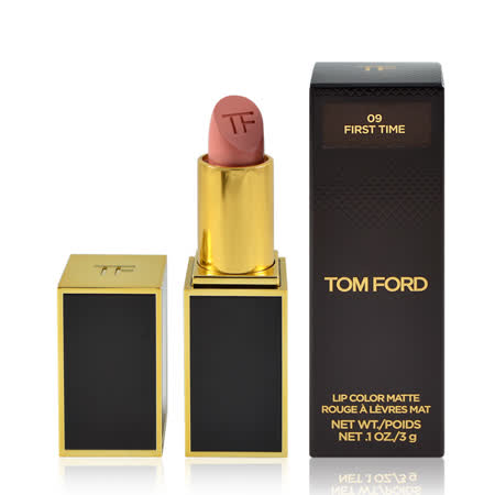Tom Ford 霧感唇膏口紅 #09 First time 3g Lip Color Matte