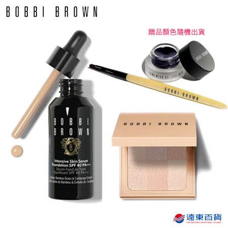 BOBBI BROWN 芭比波朗 裸膚精華底妝組