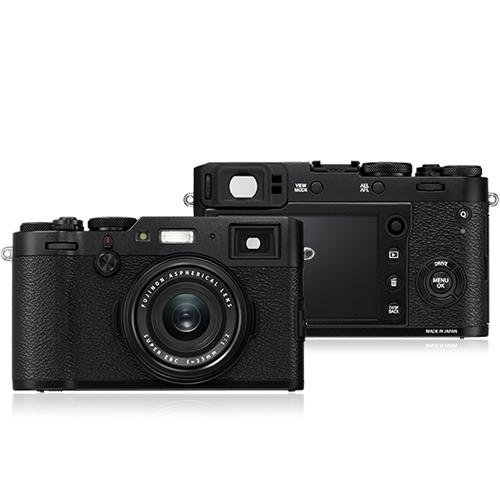 FUJIFILM X100F 大感光復古型類單眼相機(公司貨).