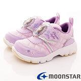日本Carrot機能童鞋-sofia蘇菲亞聯名機能款-C11849紫-(15cm-19cm)
