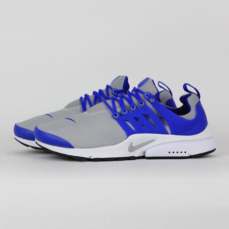 NIKE 男 NIKE AIR PRESTO ESSENTIAL 休閒鞋 灰藍 848187010