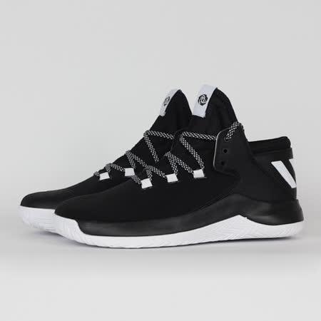 ADIDAS 男 D ROSE MENACE 2 籃球鞋 黑 B42634