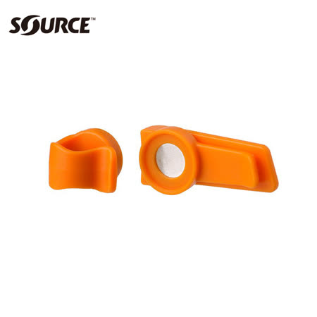 SOURCE 吸水管固定夾Magnetic Clip2510600000 / 城市綠洲 (單車、登山、慢跑、健行用)