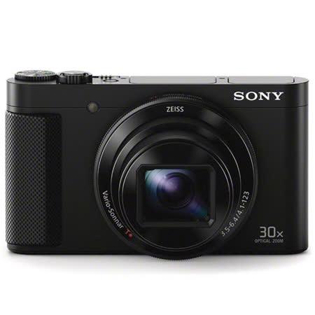 SONY DSC-HX90V 30倍光學超廣角數位相機(公司貨)-加送32G 高速卡+專用電池+座充+清潔組+保護貼+讀卡機