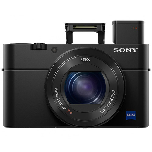 SONY RX100M4 (RX100IV) 專業高畫質類單眼數位相機(公司貨)-加送32G 高速卡+專用電池+座充+復古皮套(顏色隨機)+拭淨筆+清潔組+保護貼
