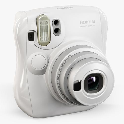 FUJIFILM Instax mini 25 拍立得相機 (公司貨)★加送卡通底片(款式隨機)+束口袋★