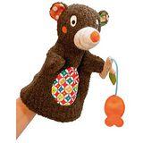法國ebulobo熊抱抱手掌娃娃