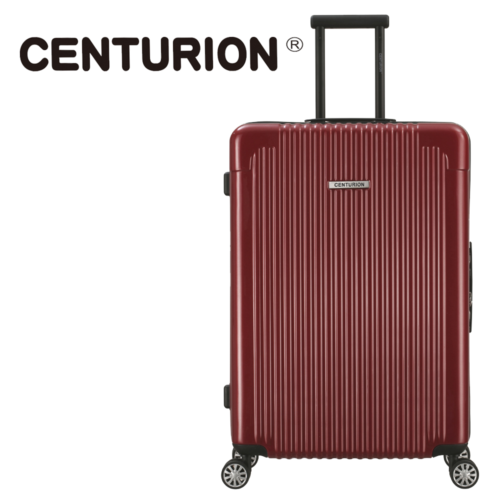 【CENTURION】美國百夫長29吋行李箱-比爾.柯林頓P42(拉鍊箱/空姐箱)