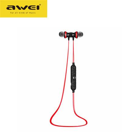 《AWEI》A980BL 磁吸智能運動藍牙4.0耳機