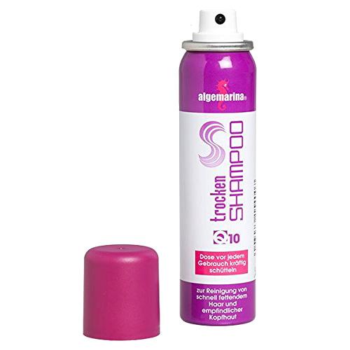 (3入)Algemarina海馬 頭髮乾洗劑(Q10)75ml