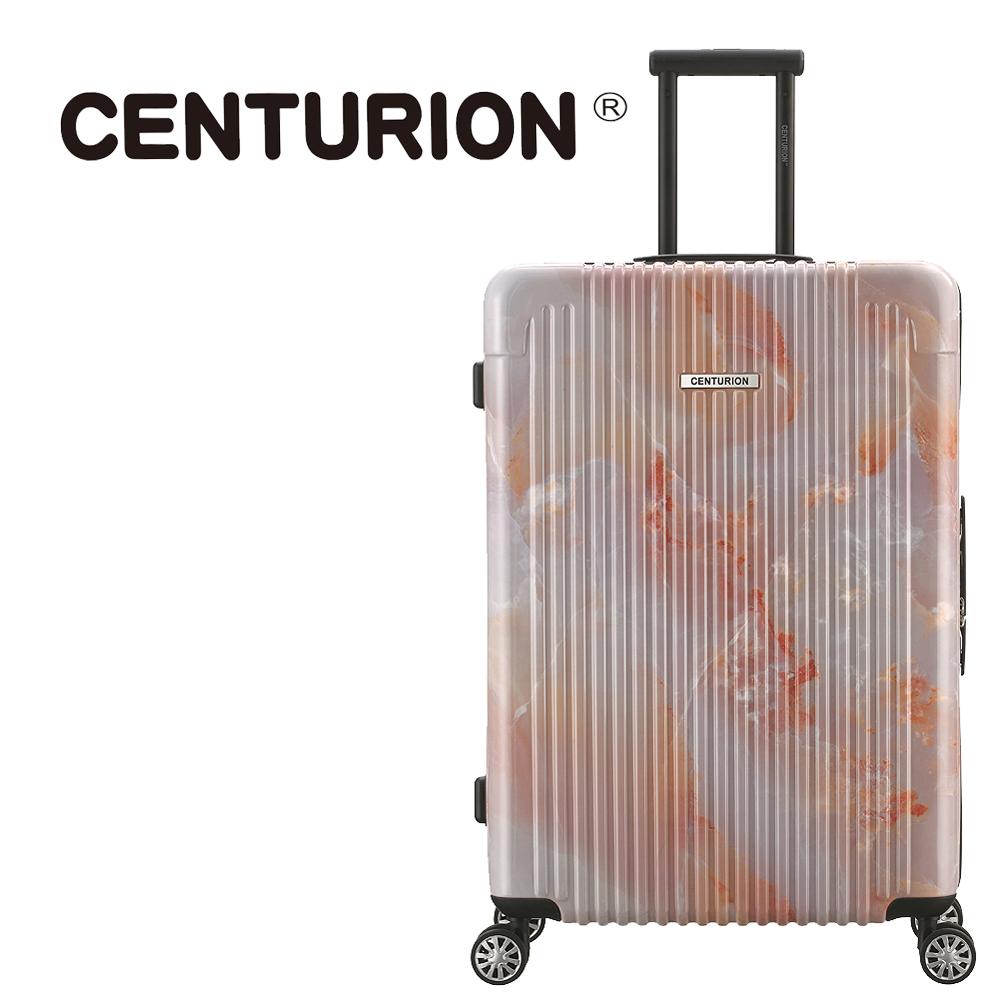 【CENTURION】美國百夫長29吋行李箱-李奧納多.狄卡皮歐H11(拉鍊箱/空姐箱)