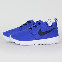 NIKE 童 NIKE ROSHE ONE (TDV) 休閒鞋 藍 749430420
