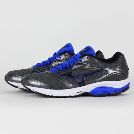 MIZUNO 男 IMPETUS 男慢跑鞋WAVE IMPETUS 4 J1GC161311