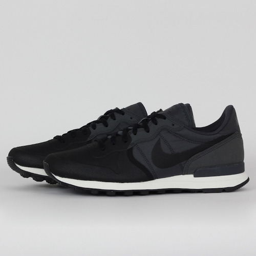 NIKE 男 NIKE INTERNATIONALIST PRM SE 休閒鞋 黑 882018001