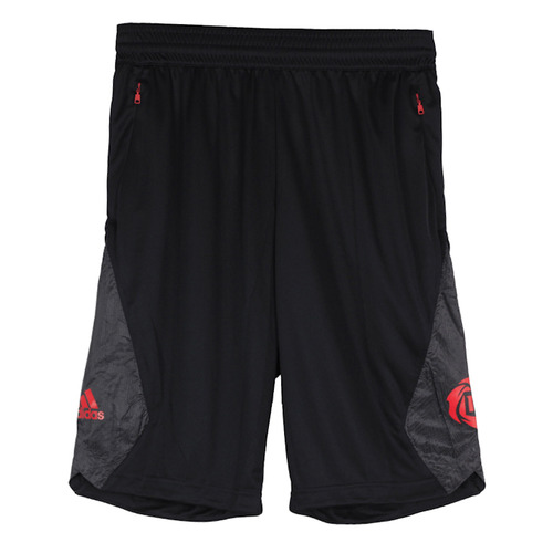 ADIDAS男 ROSE ICON SHORT 短褲 黑 AZ4038