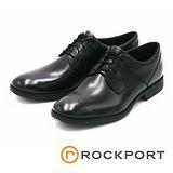 ROCKPORT 全方位動能系列正裝皮鞋 男鞋-黑