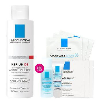 LA ROCHE-POSAY理膚寶水 深層淨化抗屑洗髮保養組 82折