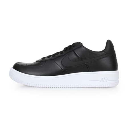 (男) NIKE AIR FORCE 1 ULTRAFORCE LTHR 復古鞋 黑白