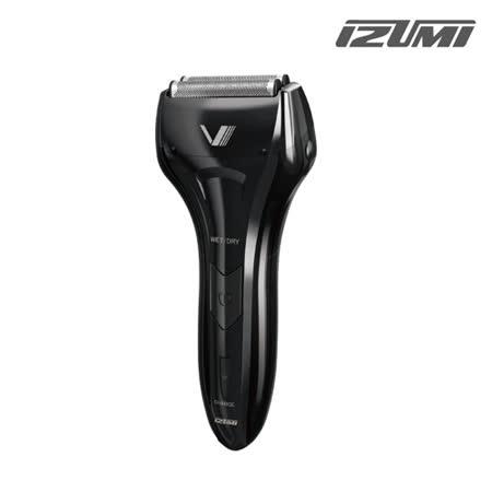 日本 IZUMI FR-V158 S-Drive摩登雙刀頭電鬍刀