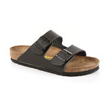 勃肯BIRKENSTOCK 051191。ARIZONA亞利桑那 經典二條拖鞋(黑)