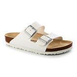BIRKENSTOCK 051731。ARIZONA亞利桑那 經典二條拖鞋(白)