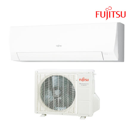 FUJITSU富士通4.5坪適用IT智慧L系列分離式冷氣【冷暖型】ASCG028LLTB/AOCG028LLTB