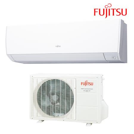 FUJITSU富士通10.5坪適用IT智慧高級M系列分離式冷氣【冷專型】ASCG063CMTA/AOCG063CMTA