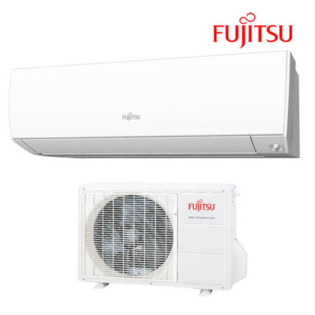 FUJITSU富士通8.5坪適用IT智慧高級M系列分離式冷氣【冷暖型】ASCG050KMTA/AOCG050KMTA