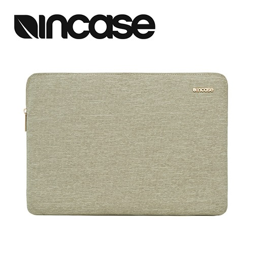 (INCASE) Slim Sleeve 13吋 簡約輕薄筆電保護內袋 / 防震包 (卡其)