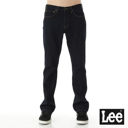 Lee 牛仔褲 743 中腰舒適直筒~男款 原藍