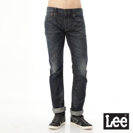 Lee 中腰標準合身直筒牛仔褲