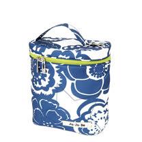 【美國JuJuBe媽咪包】FuelCell保溫保冷袋-Cobalt Blossoms 藍色繽紛