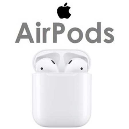 Apple Airpods 蓝牙无线耳机 搭 Earpod 有线耳机 _ 台湾公司货【赠电子多功能指挥棒】