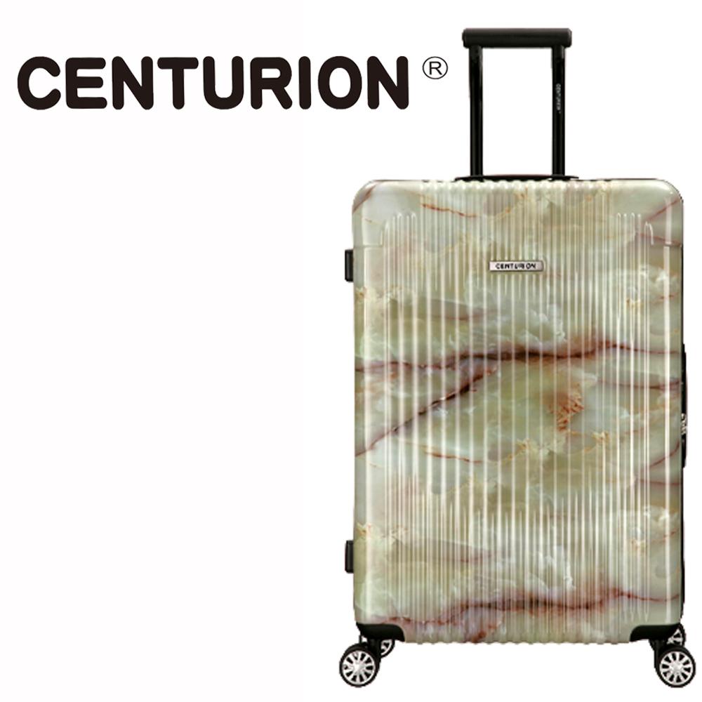 【CENTURION】美國百夫長29吋行李箱-勞勃狄尼洛H03(拉鍊箱/空姐箱)