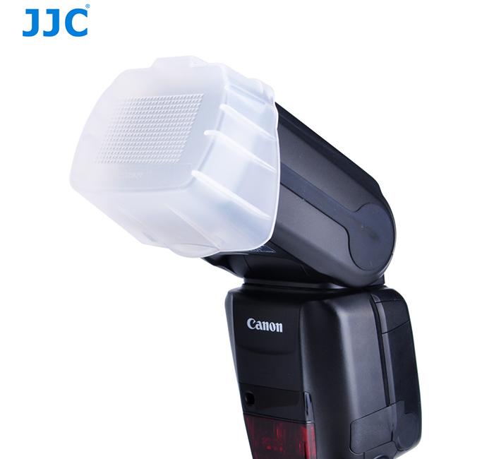 JJC副廠Canon佳能600EXII-RT肥皂盒FC-600EXII,相容Canon原廠肥皂盒SBA-E3