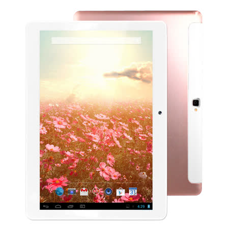 【IS愛思】王者天下 玫瑰金限量版 10.1吋八核架構3G通話平板電腦(2G/16GB)