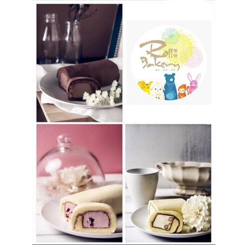 卷卷蛋糕 甜蜜冰心捲 三種誘人冰心一次滿足(3種口味) (310g±5%/條/盒) x5盒入(任選)