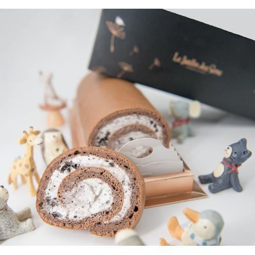 卷卷蛋糕 OREO冰炫風生乳卷x2入 生乳銅鑼燒~綜合口味x2入 ^(4盒組^)