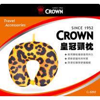 《Traveler Station》CROWN C-5202 皇冠頸枕 三色可選