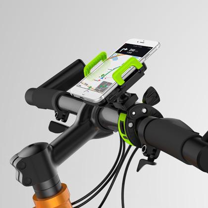 ^(二入特惠組^) 多 自行車手機支架 導航支架 懶人支架 機車自行車桌邊 360度旋轉