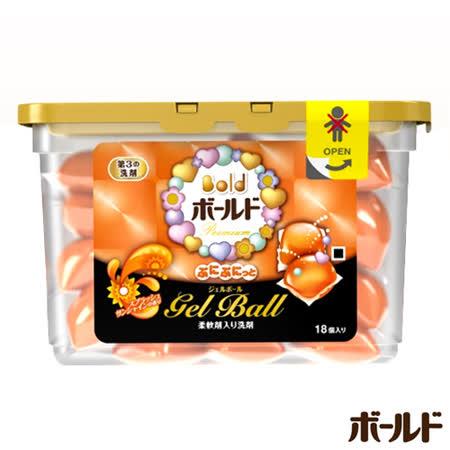 日本P&G 洗衣膠球(陽光清香) 437g/18顆入