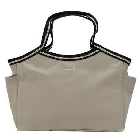 agnes b.簡約基本款手提/肩背包
