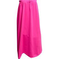 馬卡龍涼感遮陽圍裙TT502粉色
