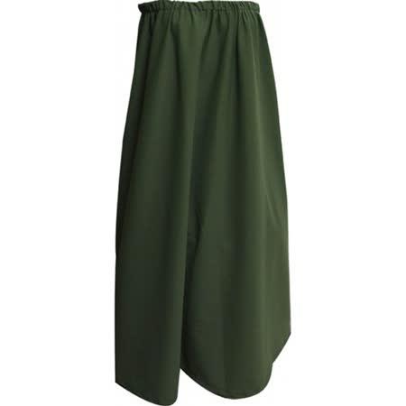 馬卡龍涼感遮陽圍裙TT503綠色