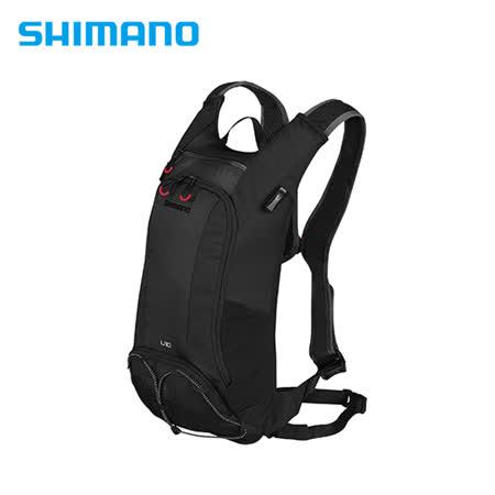 SHIMANO UNZEN 登山車水袋後背包 10L 黑色