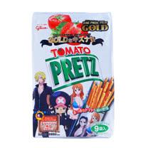 GLICO POCKY 固力果 普立滋番茄蔬果棒9袋入