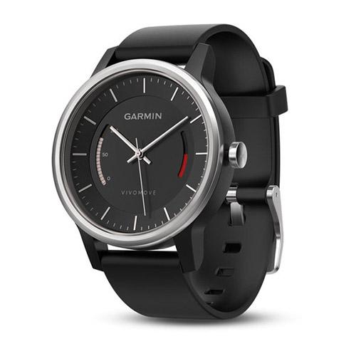 GARMIN vivomove 智慧指針式腕錶 (時尚運動風)